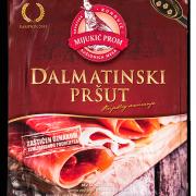 Dalmatinski pršut pakiranje
